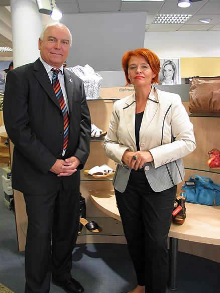 wholesale dealer ace14 3cf16 OB-Besuch bei Dielmann Schuhe - Willkomm Gemeinschaft e.V.